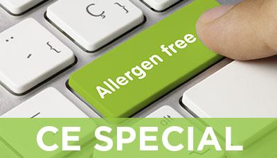 Preparing Allergen-Free Foods in Healthcare Facilities