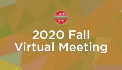 2020 Fall Virtual Meeting
