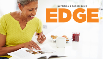 Nutrition and Foodservice Edge