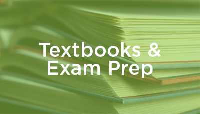 Textbooks & Exam Prep